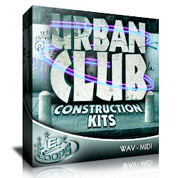 Urban Club Hip Hop Kits Loops in Wav and Midi