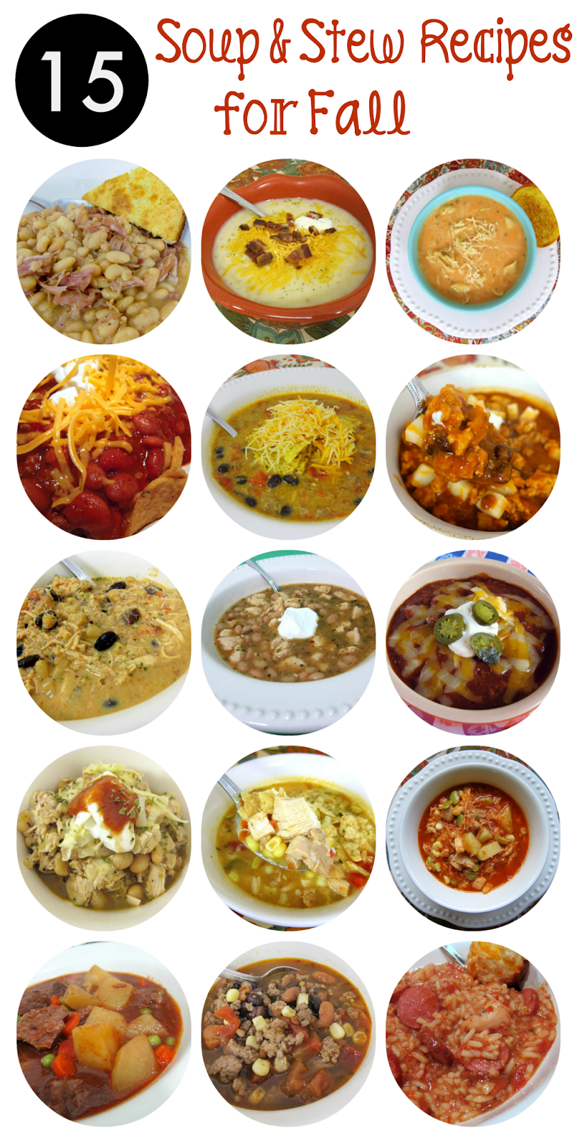 15 of my Favorite Soups & Stews | Plain Chicken