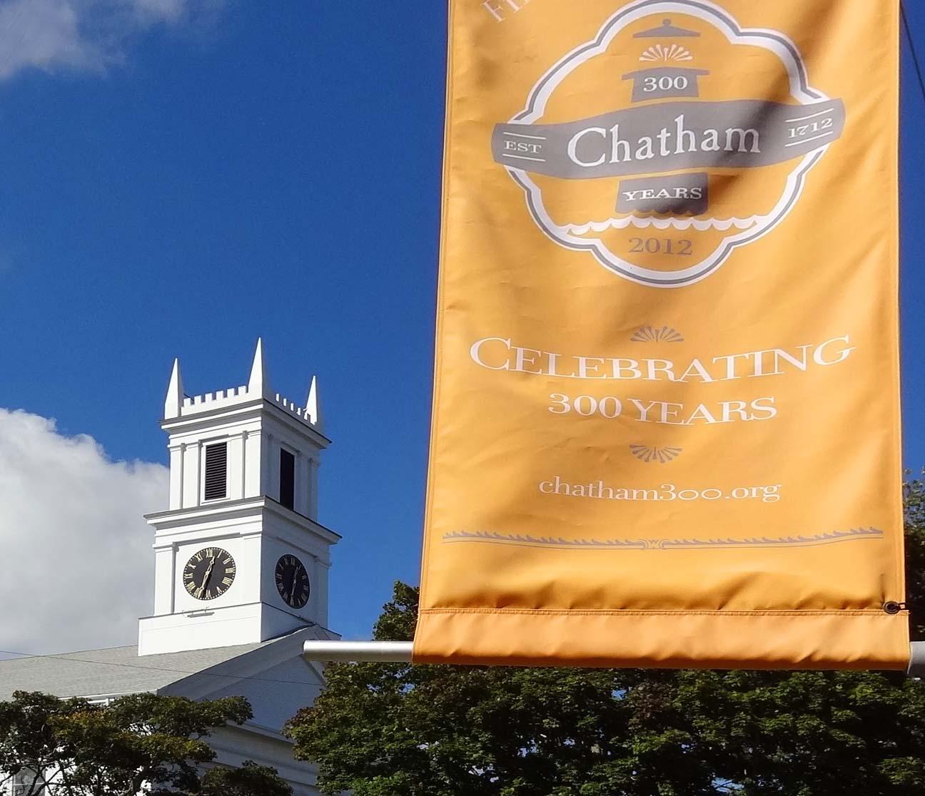 Joe's Retirement Blog: Downtown, Chatham, Cape Cod