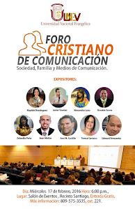 Foro Cristiano de Comunicación