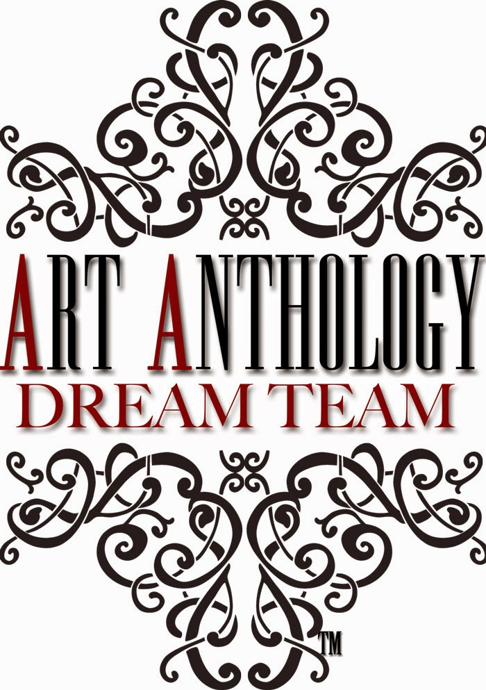 Designer for Art Anthology