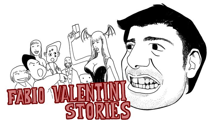Fabio Valentini stories.