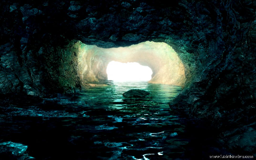 Image   Underwater Cave Wallpapers   The Fantasy Odyssey Wiki