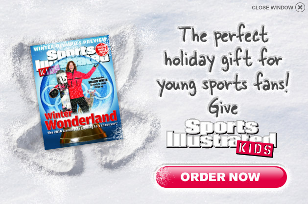 Ordering Sports Illustrated Kids