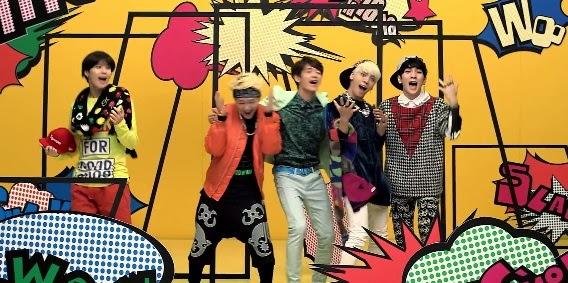 SHINee Japonca �ark�lar� ��3 2 1��in M�zik Videosunun K�sa Versiyonunu Yay�nlad�! /// 21 Kas�m 2013