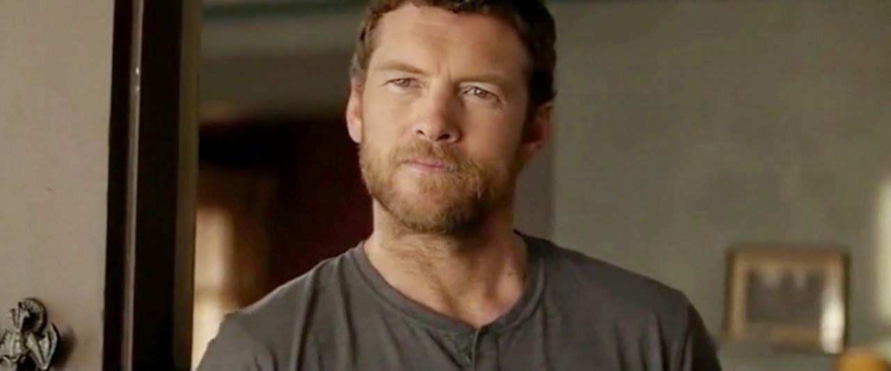 cake sam worthington
