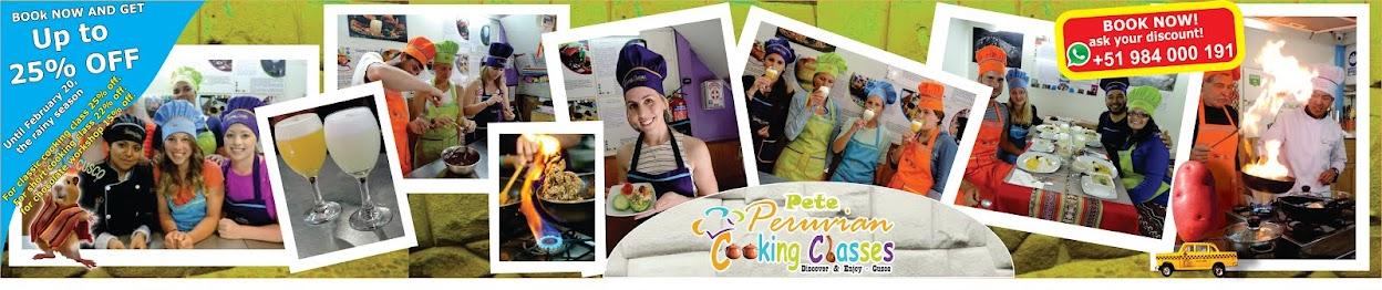 Peruvian Cooking Classes - Private Cooking Training Classes in Cusco Peru
