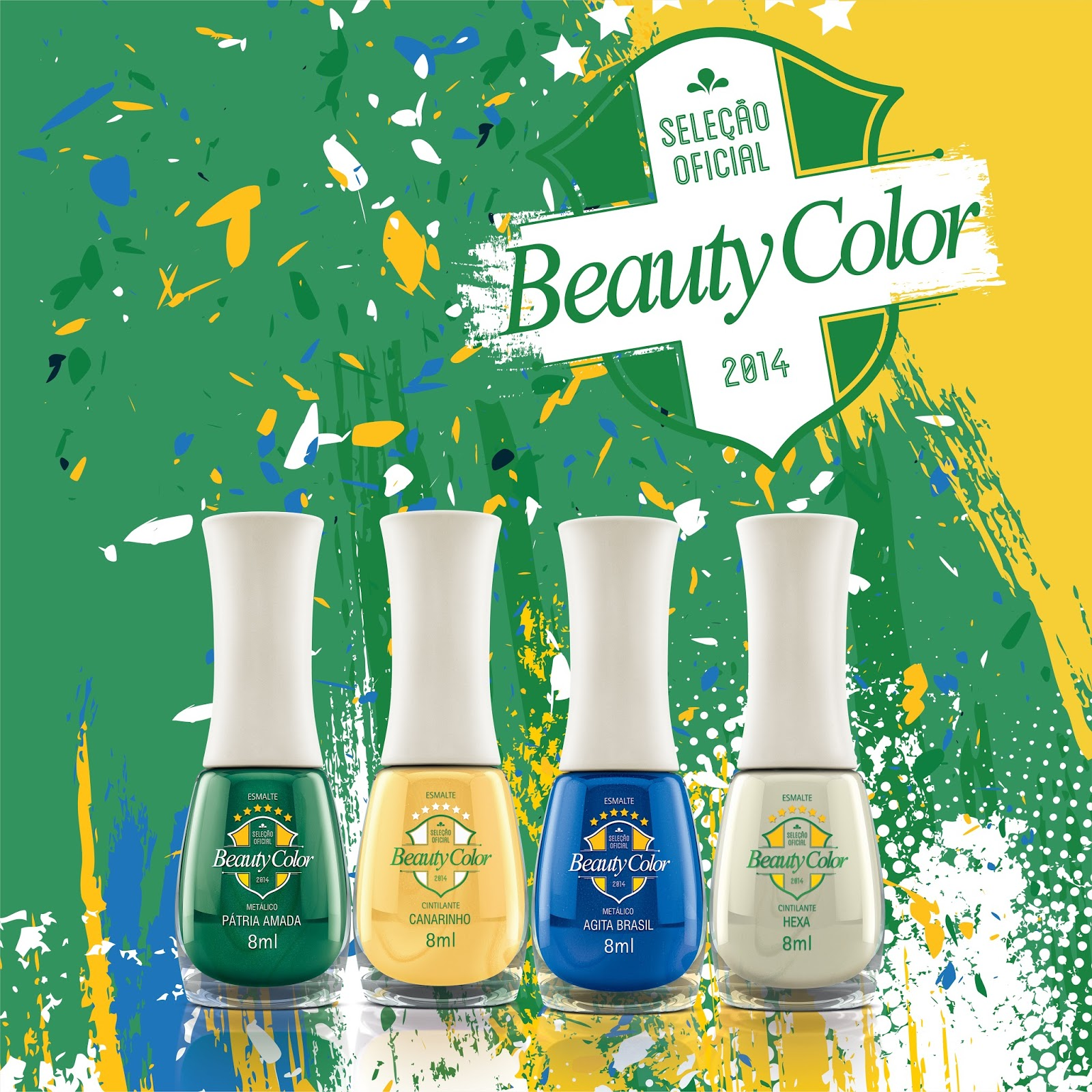 colecionadora de esmaltes  beauty fair 2013