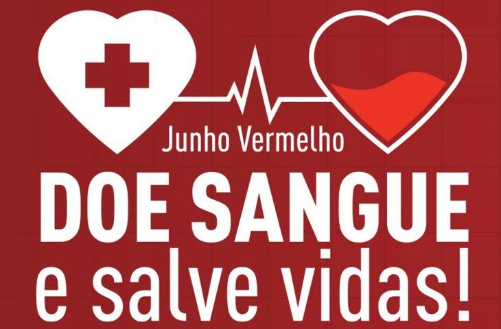 CAMPANHA JUNHO VERMELHO