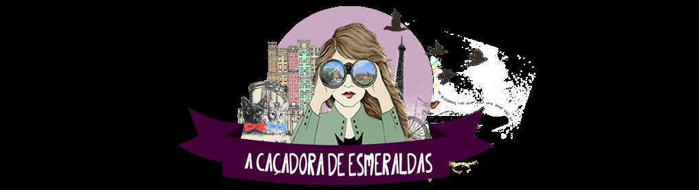 A Caçadora de Esmeraldas