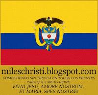 NUESTROS HERMANOS DE COLOMBIA