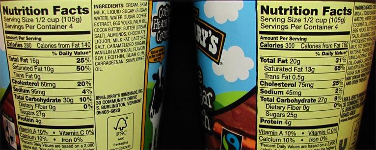 ben og jerry flavour