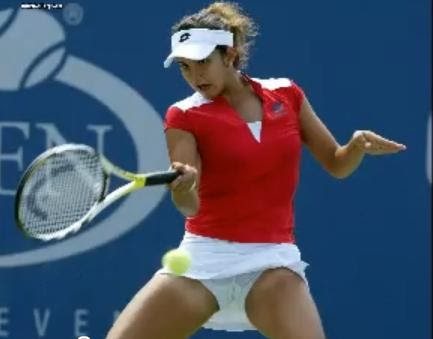 Updated Pictures Of Celebrities: Sania mirza wallpapers