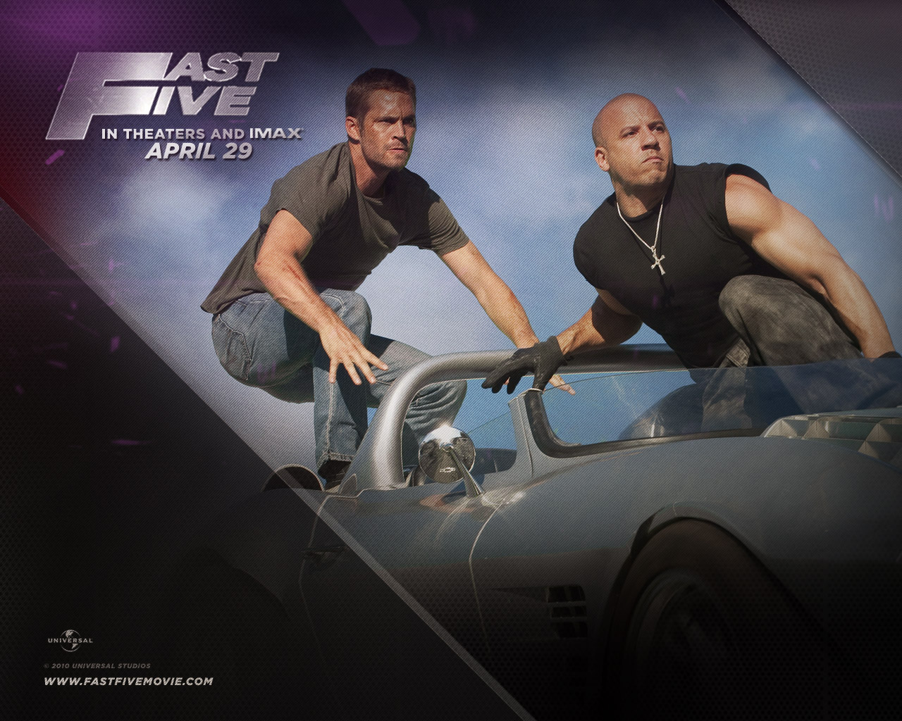 2011 Fast Five Movie