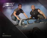 1280x1024, Movie, 2011, Fast Five, Vin Diesel, Paul Walker