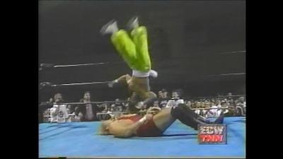 'Restling Rewind: ECW on TNN Episode 1 0011