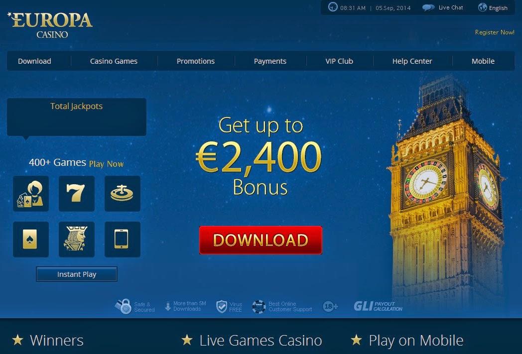 Europa casino download casino poker online pokerguide casino