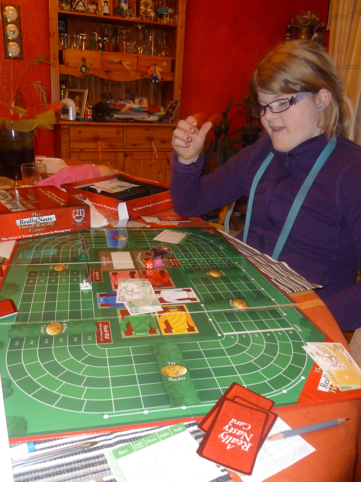 Madhouse Family Reviews The Really Nasty Horse Racing Game Review