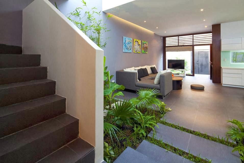 Grünstreifen im Haus – Wiederbeleben einer guten Idee aus dem Mid-Century Design