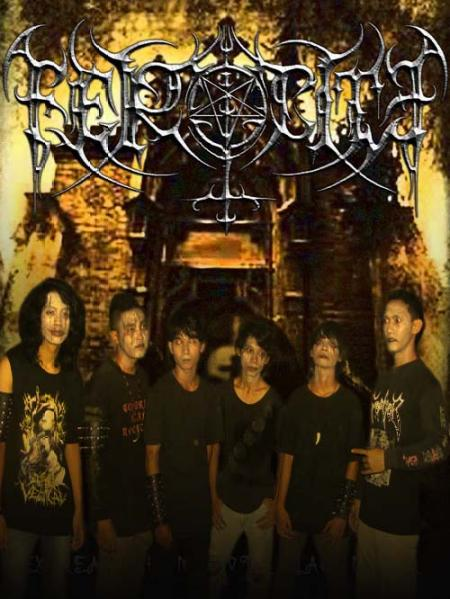 Free Download Mp3 Ferocite - Bisikan Arwah