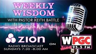 Weekly Wisdom on WPGC 95.5