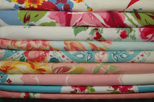 Lovely Vintage Tablecloths
