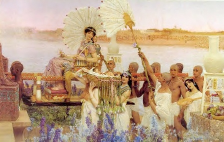 Ancient Egypt Wedding