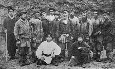 La construcción del Transiberiano