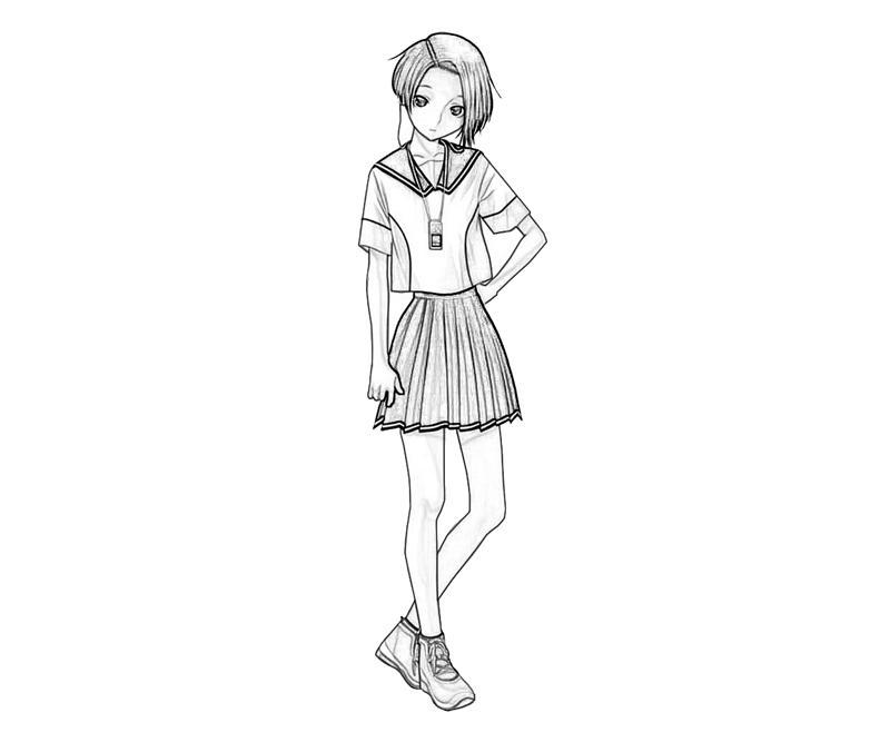 printable-kobayakawa-rinko-friends_coloring-pages