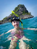 snorkel trip, snorkelling Koh Ha