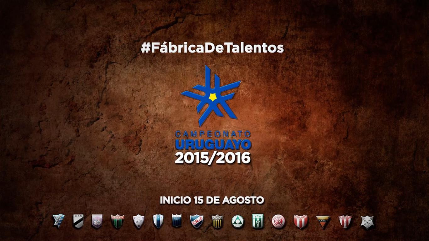 Campeonato Uruguayo 15/16