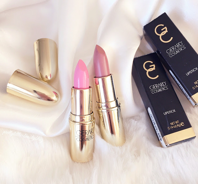 Gerard Cosmetics | Fairy Godmother & Buttercup Lipsticks