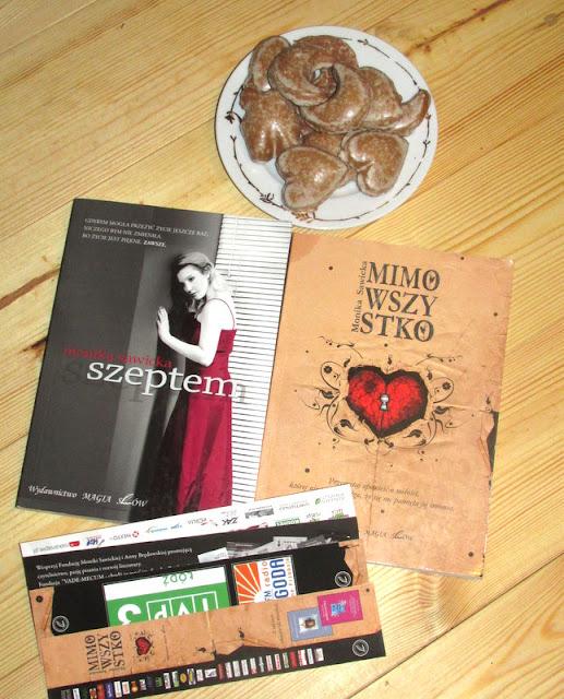 O tym, jak zasiadłam na Kanapie Literackiej u Moniki Sawickiej