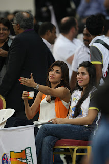 Indian Actress and Celebrities Pictures at Chennai Rhinos Vs Mumbai Heroes CCL 3 Match  0005