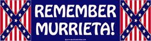 SHOW YOUR SOLIDARITY WITH THE PEOPLE OF MURRIETA! DISPLAY THIS BUMPER STICKER!