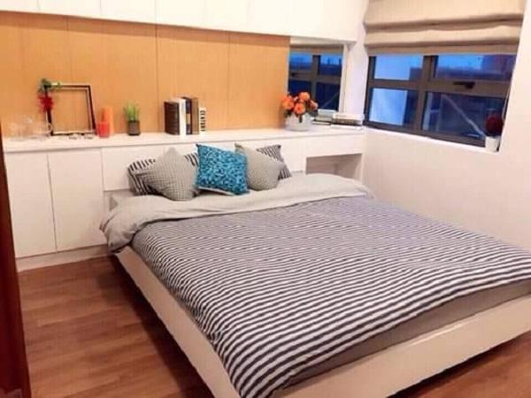 phòng khách chung cư the two residences