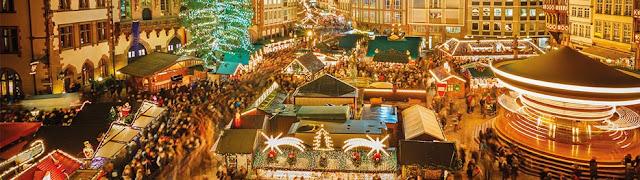 Visiter les plus beaux marchés de Noël en car
