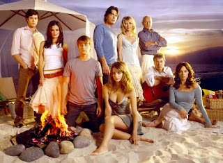 Personagens da segunda temporada da série estadunidense The O.C.
