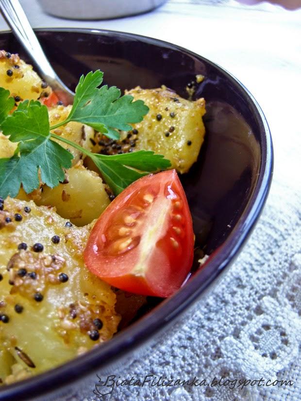 Jak zrobić ziemniaczane curry ?