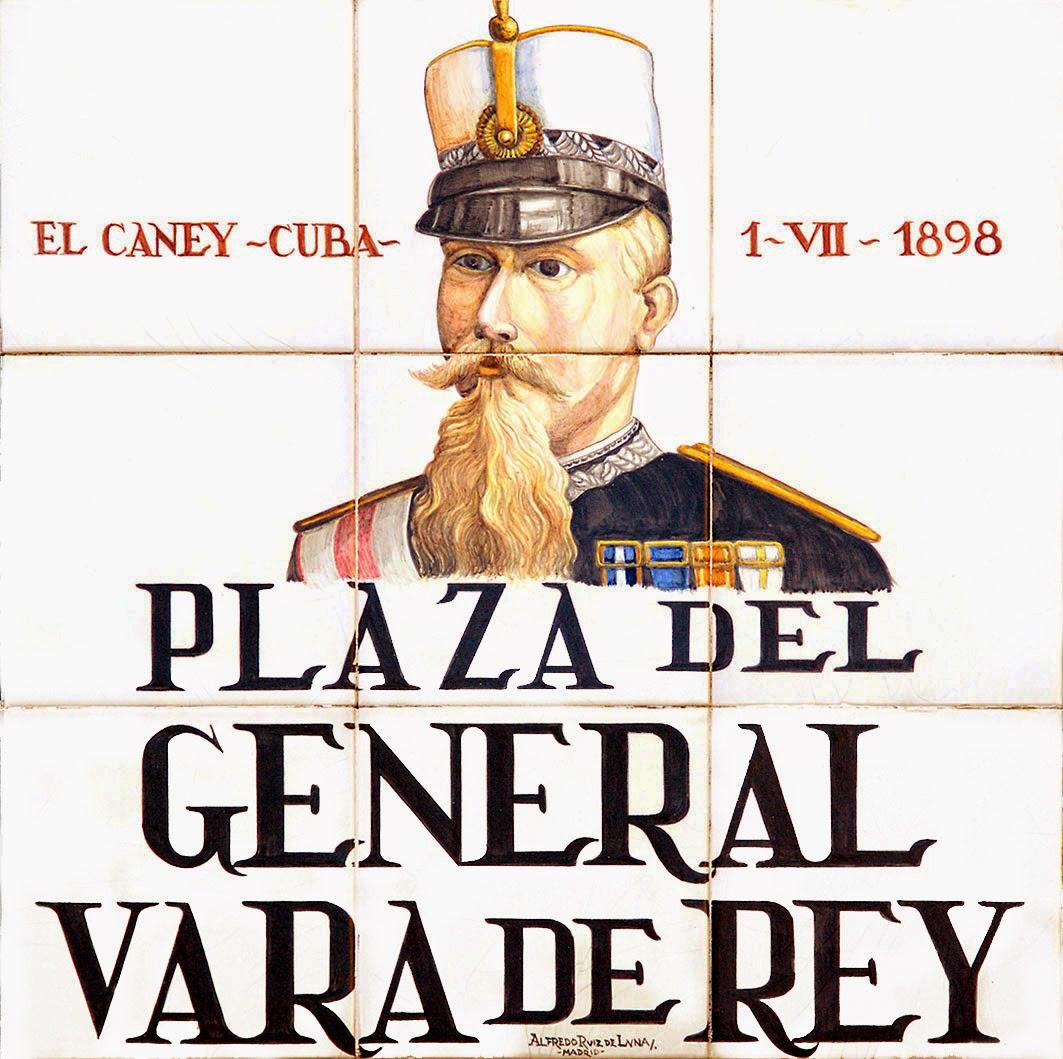 Plaza del General Vara de Rey