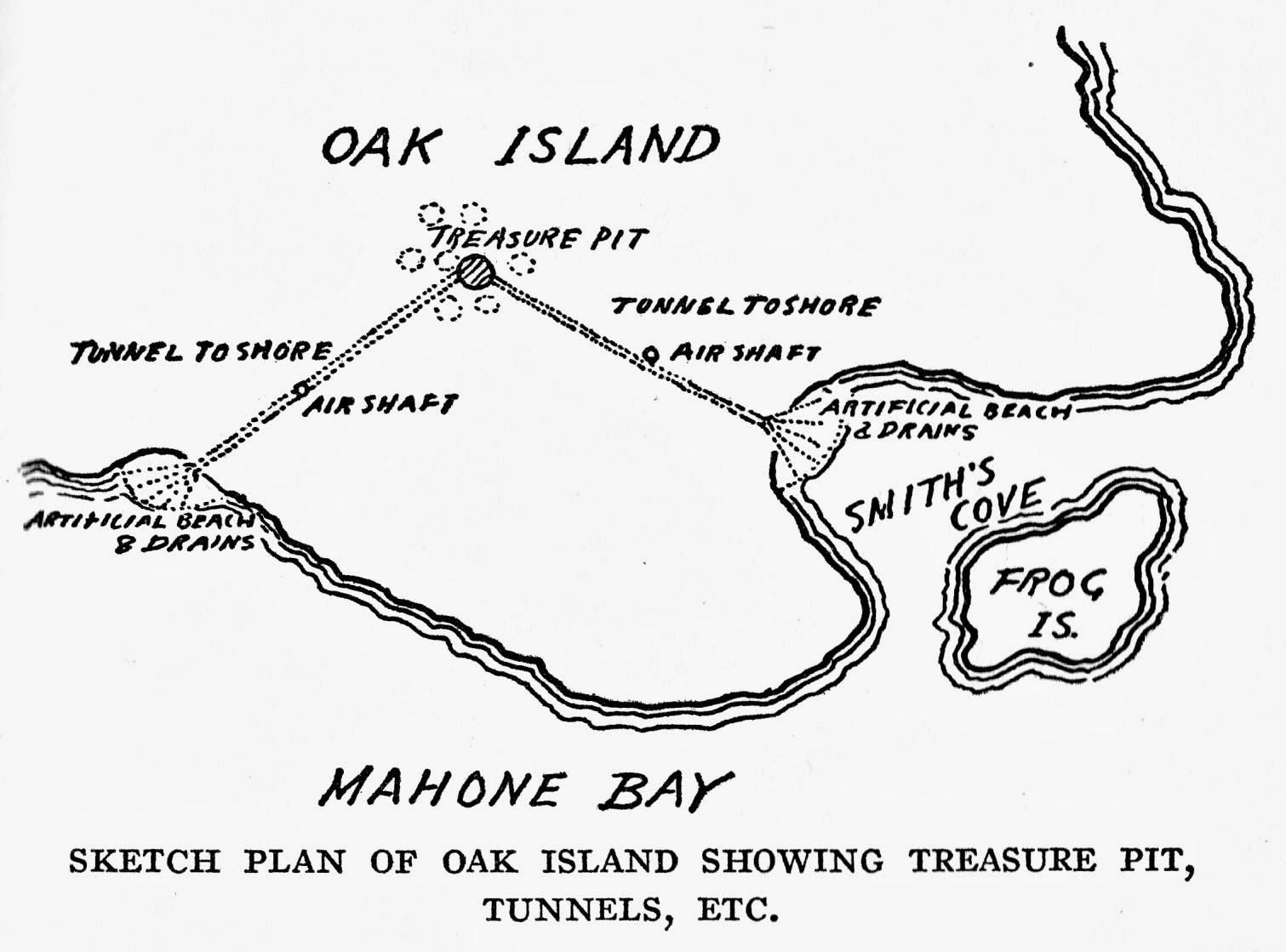 From Stillwater Oak Island Treasure Ch 7