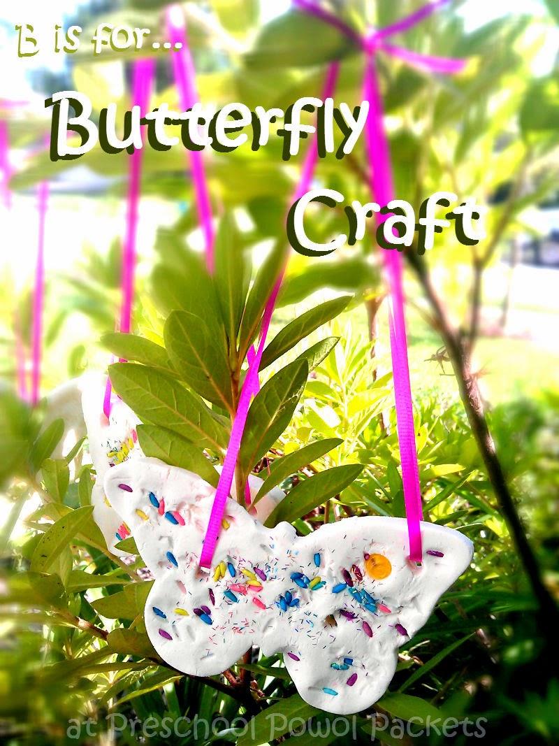 preschool butterfly craft b is for butterfly craft preschool powol packets 333