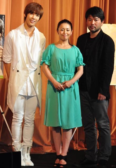 """[DRAMA] 05/08/2011 - Park Jung Min @ """"8-Gatsu no Love Song"""" 6"""