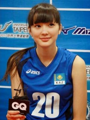 foto pevoli Sabina Altynbekova