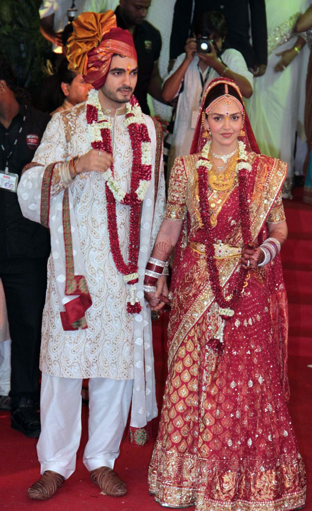 Www esha deol wedding