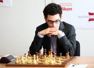 Ronde 9 : Fabiano Caruana a battu Gata Kamsky