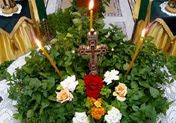 H εορτή της παγκοσμίου Υψώσεως του Τιμίου και Ζωοποιού Σταυρού στα Κρύα Ιτεών (φωτογραφίες - video)