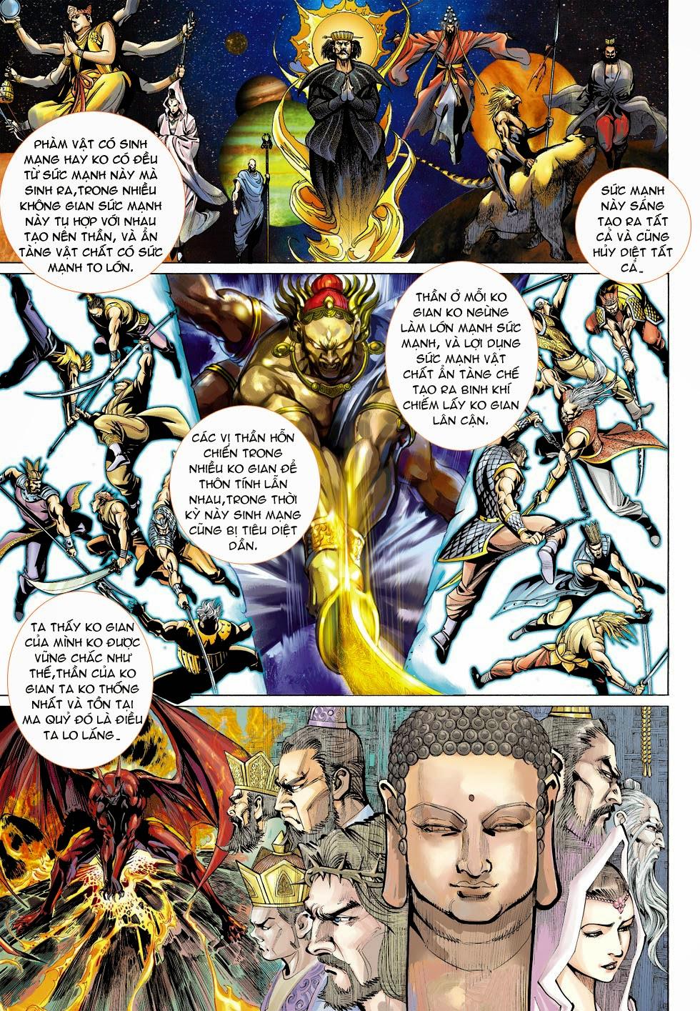 Thần Binh 4 chap 26 - Trang 4