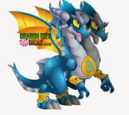 Dragão Gêmeos