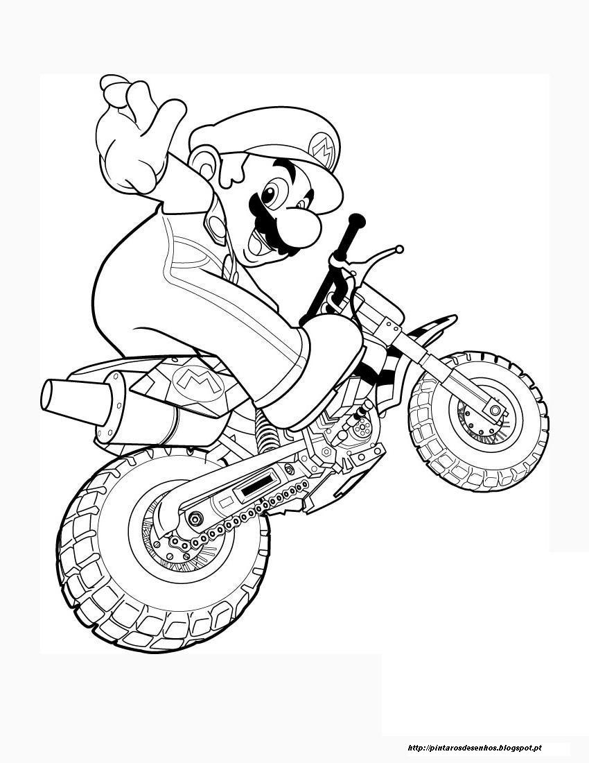 foxy the pirate coloring pages - photo#18